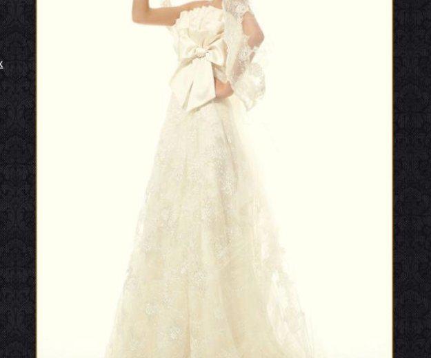 Свадебное платье от анны богдан. Фото 1. Иваново.