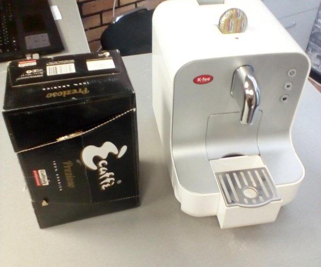 Продам кофе машину k-fee. Фото 1. Тюмень.