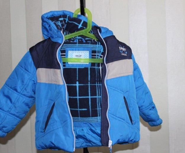 Куртка демисезонная. Фото 1. Прокопьевск.