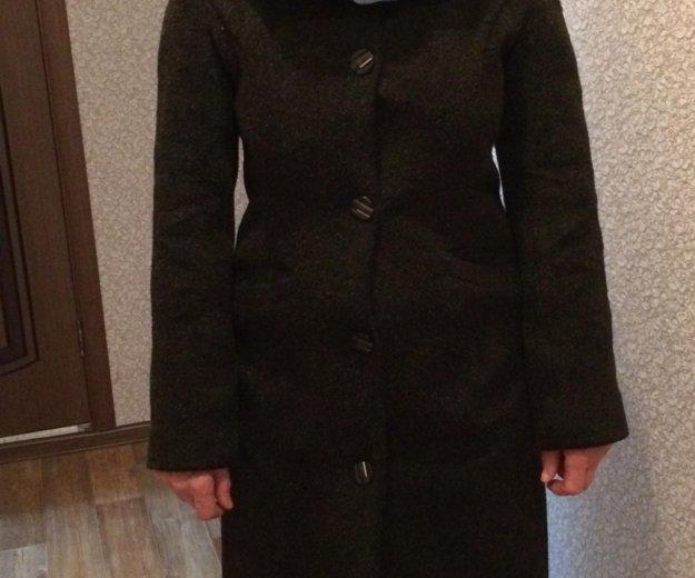 Пальто женское осень. Фото 3. Набережные Челны.