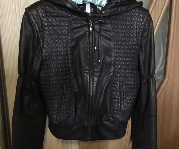 Куртка из натуральной кожи. Фото 2. Челябинск.