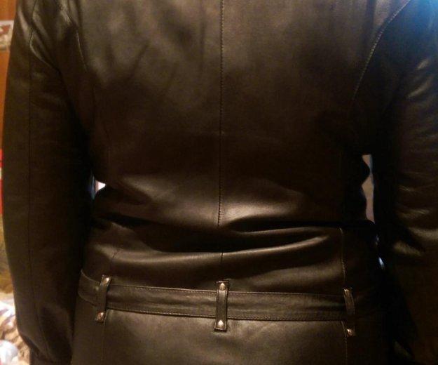 Куртка кожаная. Фото 2. Реутов.