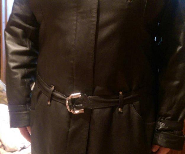 Куртка кожаная. Фото 3. Реутов.