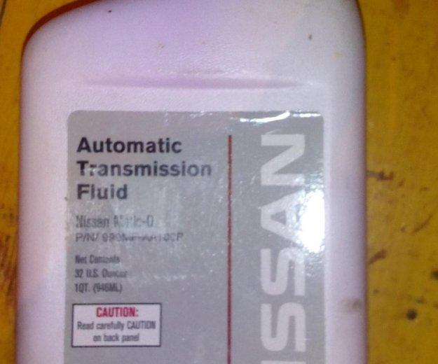 Породам масло в акпп на ниссан 650мл. брал на доли. Фото 1. Кемерово.