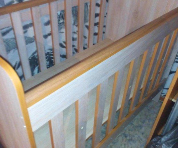 Кровать детская. Фото 1. Магнитогорск.