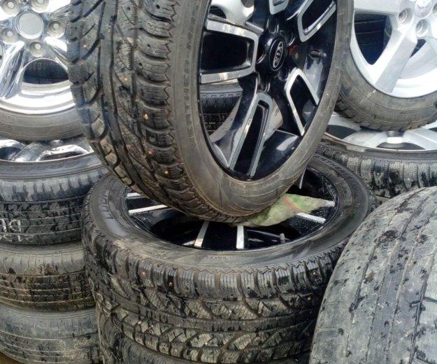 Зимние шины и диски!. Фото 4.