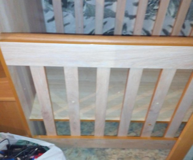 Кровать детская. Фото 2. Магнитогорск.