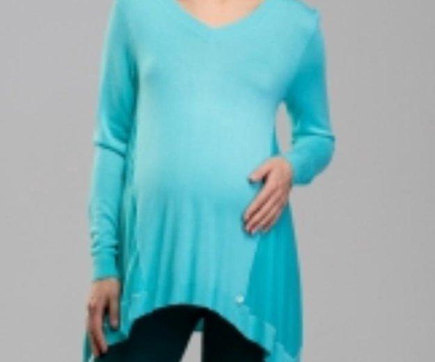 Джемпер для беременной. Фото 1. Пермь.