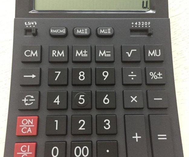 Калькулятор canon. Фото 2. Уфа.