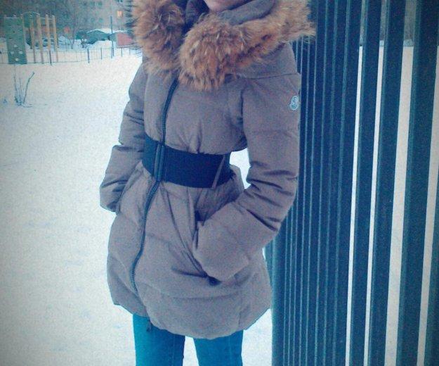 Крутое зимнее пальто. Фото 2. Санкт-Петербург.