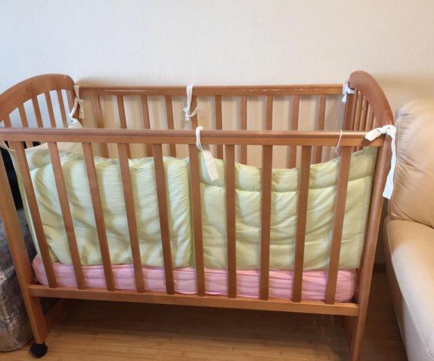 Кроватка детская. Фото 1. Москва.