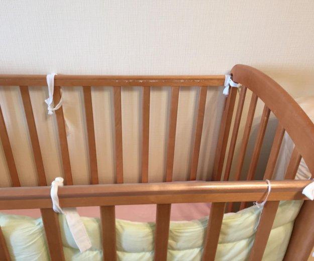 Кроватка детская. Фото 2. Москва.