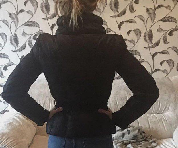 Zara зимняя куртка. Фото 3. Москва.
