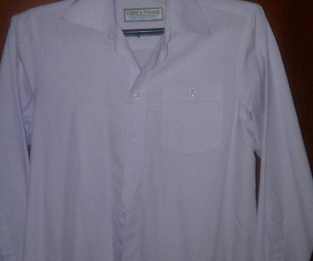 Рубашка для мальчика школьная. Фото 1. Москва.