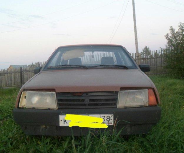 Продам ваз 21099 1995 года. Фото 4. Ангарск.