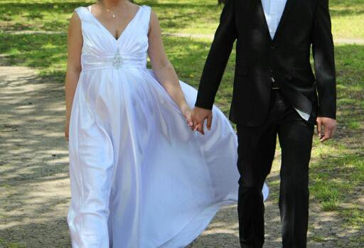 Свадебное платье. Фото 1. Ивановская.