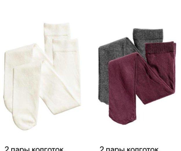 Носочки н&м. по 5 пар.. Фото 2. Санкт-Петербург.