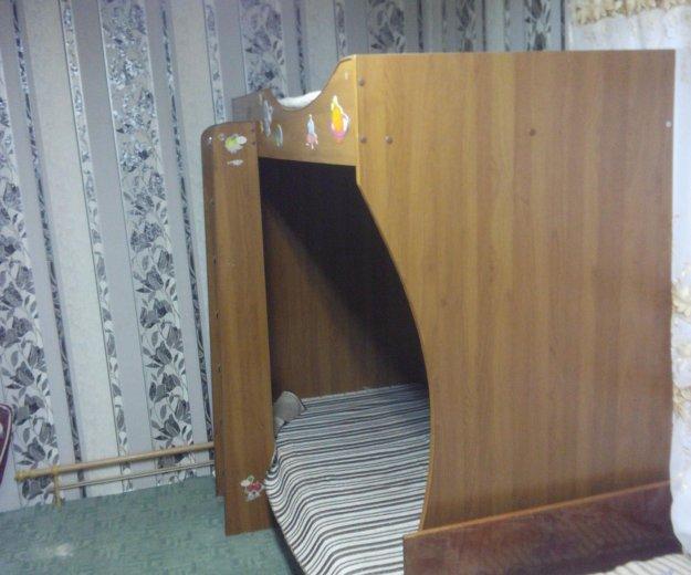 2х ярусная кровать. Фото 2. Ульяновск.