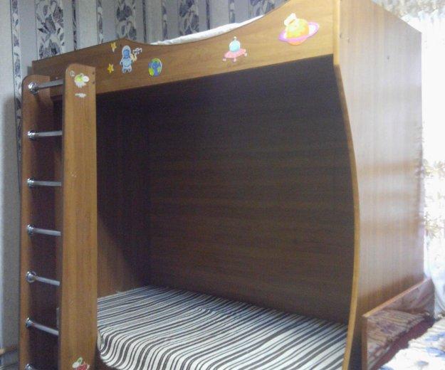 2х ярусная кровать. Фото 3. Ульяновск.
