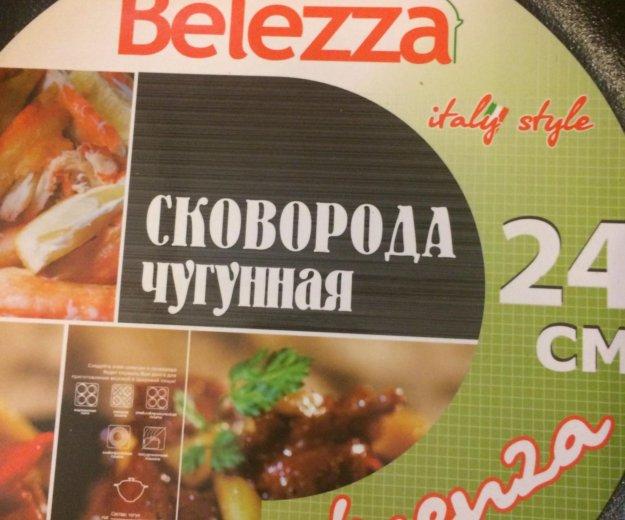 Сковорода чугунная. Фото 2. Москва.