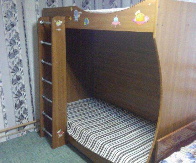 2х ярусная кровать. Фото 4. Ульяновск.