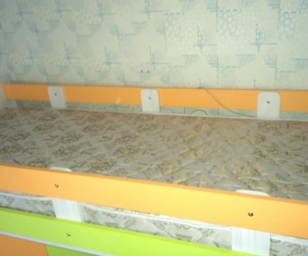 Кровать чердак. Фото 1. Красноярск.