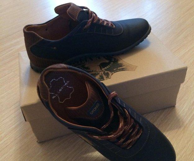 Мужские ботинки. Фото 1. Псков.
