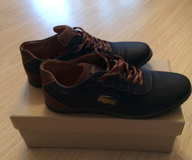 Мужские ботинки. Фото 3. Псков.