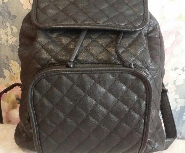Черный рюкзак. Фото 1. Санкт-Петербург.