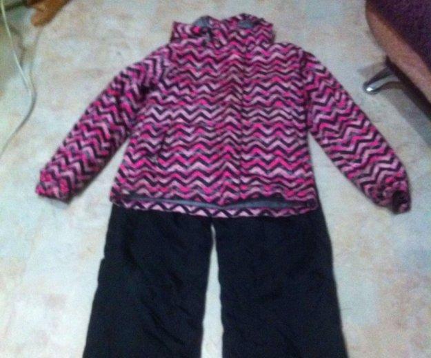 Костюм зима/осень куртка со штанами рост 158. Фото 1. Ангарск.