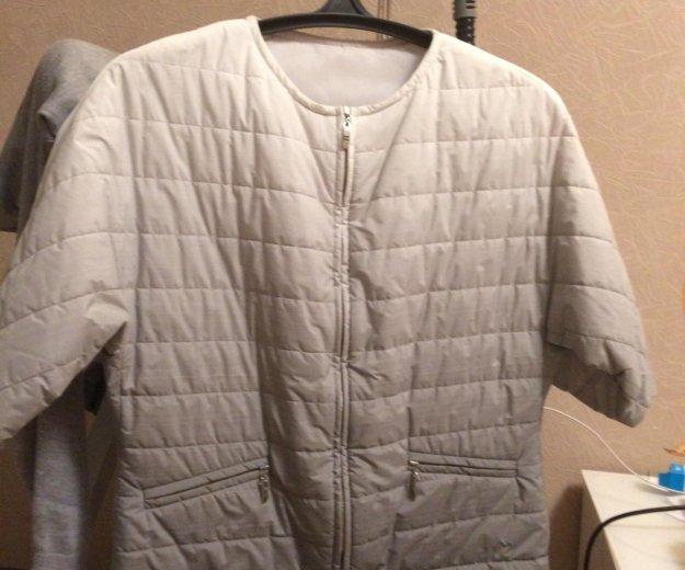 Курточка на осень-весну 46 размера. Фото 1. Самара.