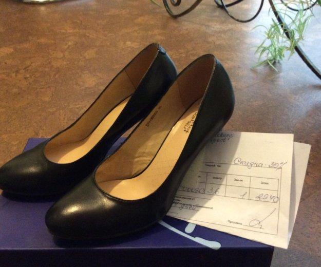 Туфли 36 размер. Фото 1. Звенигород.