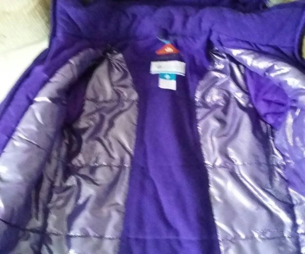 Зимняя куртка на 122-128 рост. Фото 1. Уфа.