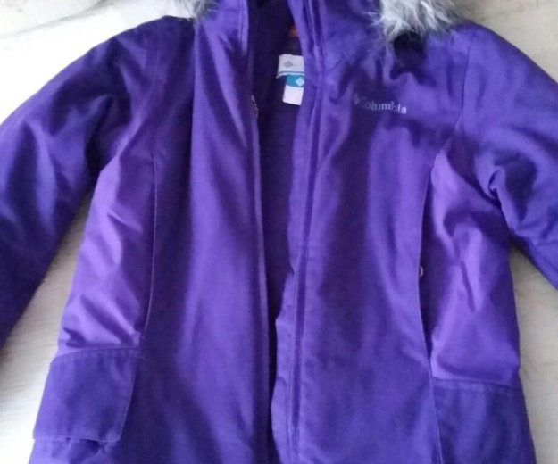 Зимняя куртка на 122-128 рост. Фото 4. Уфа.