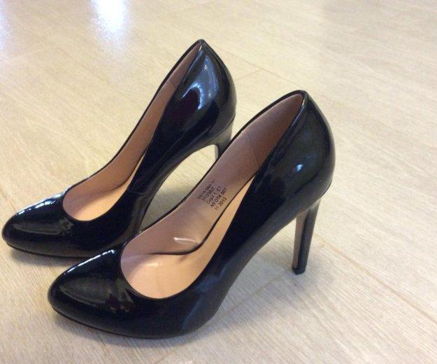 Туфли лакированные. Фото 1. Звенигород.