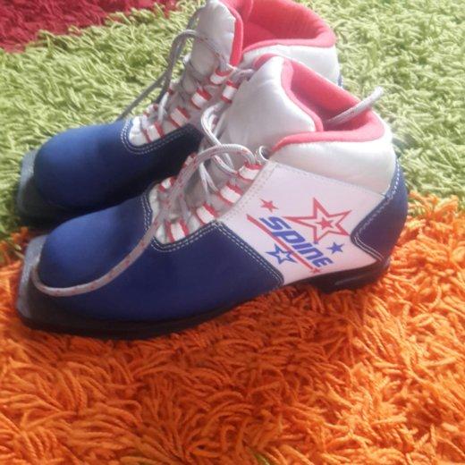 Ботинки для лыж. Фото 1. Москва.