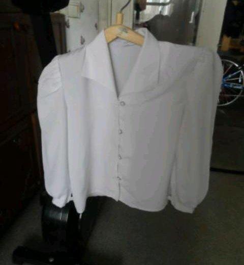 Блуза школьная. Фото 2. Тольятти.