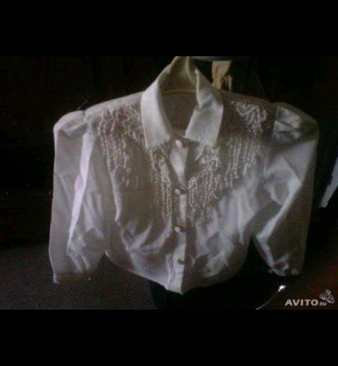Блуза школьная. Фото 1. Тольятти.