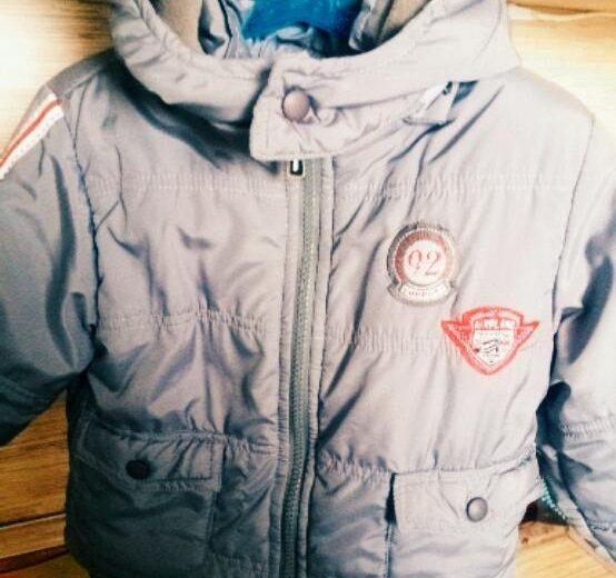 Курточка на осень. Фото 1. Ковров.