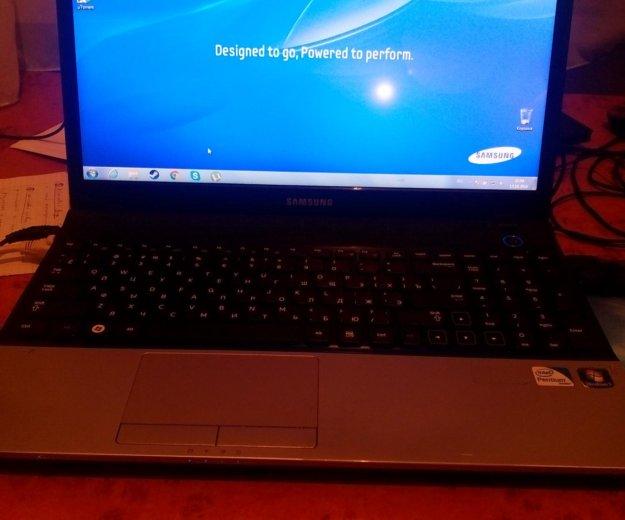 Ноутбук samsung. описание внутри. торг. Фото 1.