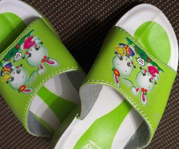 Сабо шлёпанцы для девочки. Фото 2. Краснодар.