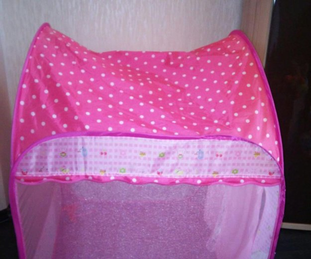 Домик- палатка для девочки. Фото 1. Нижний Новгород.