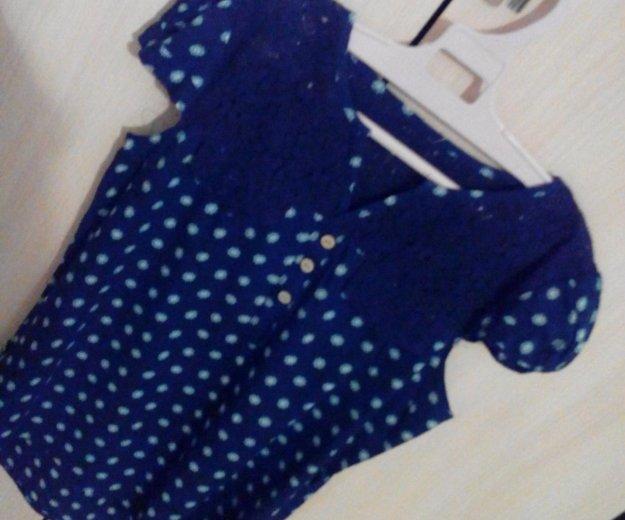 Школьная блуза. Фото 1.