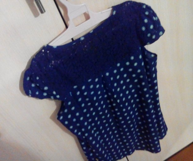 Школьная блуза. Фото 2.