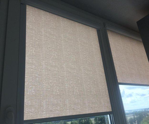 Рулонные шторы. Фото 1. Краснодар.