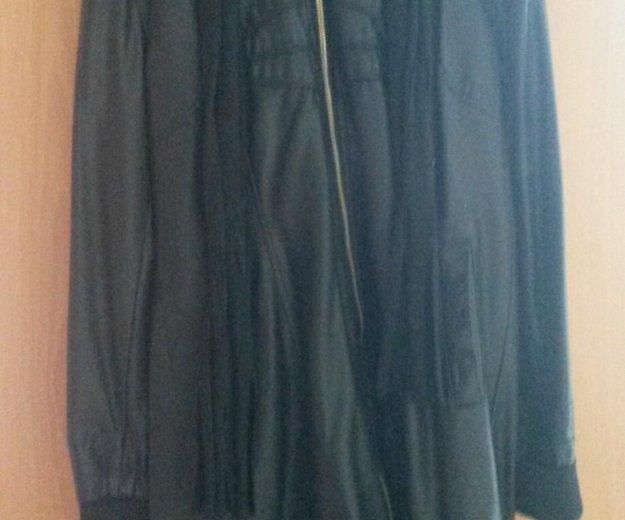Куртка жен. р. 52-54.куртка удлиненная р. 46-48. Фото 2. Ярославль.