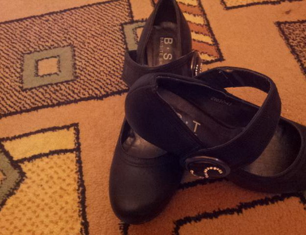 Туфли на платформе. Фото 2. Балашиха.