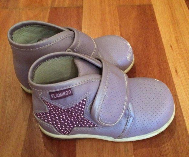 Ботинки (кожа) р 23. Фото 1. Мытищи.