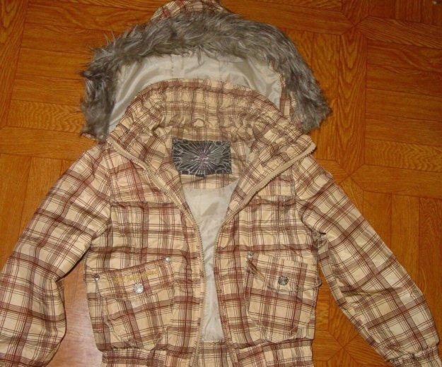 Куртка унисекс 3-5лет. Фото 1.