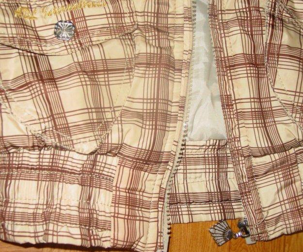 Куртка унисекс 3-5лет. Фото 4.
